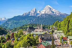 Deutschland/Berchtesgadener Land                                                  Hotel AlpinaRos Demming