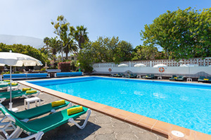Spanien/Teneriffa                                                  Hotel Panorámica Garden