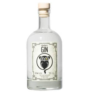 clockers New Western Dry Gin, 0,5l