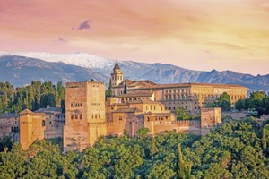 4 Sterne  Andalusien Rundreise