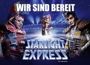 STARLIGHT EXPRESS & TRYP Bochum-Wattenscheid Hotel 3 Sterne