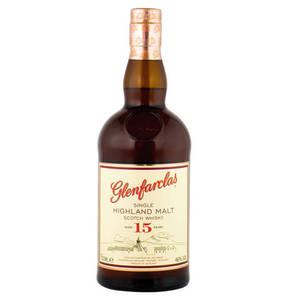 Glenfarclas   Speyside Single Highland Malt Scotch Whisky 15 Jahre