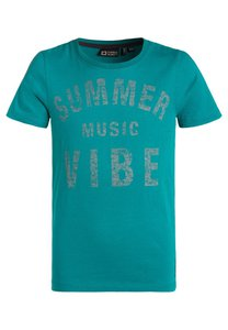 Tumble ´n dry MACK TShirt print green