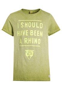 Scotch Shrunk TShirt print green