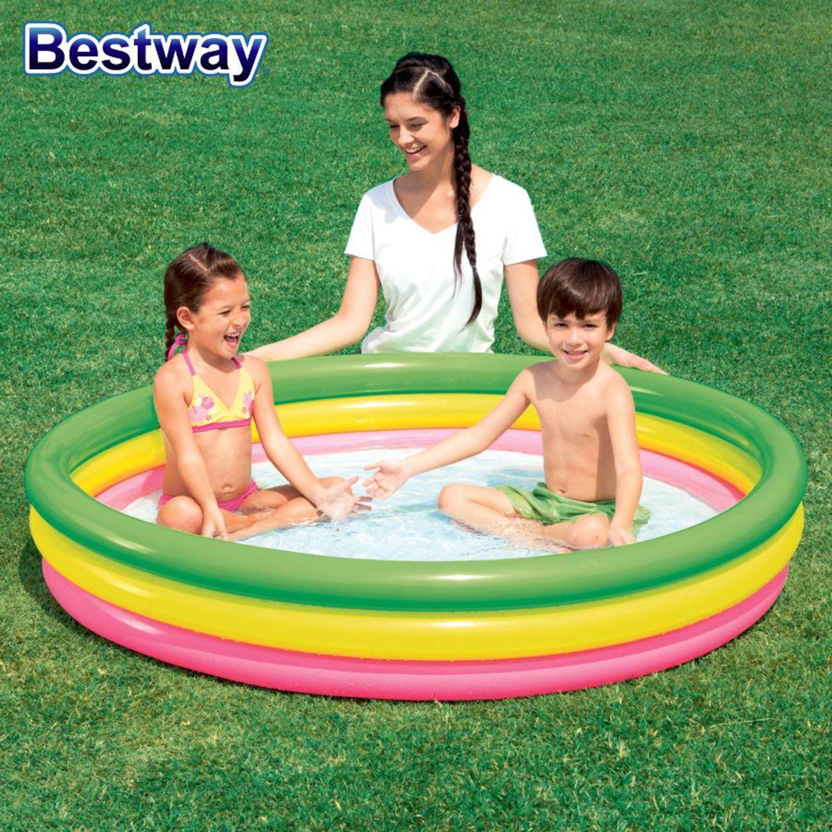 Bild 1 von Bestway Planschbecken Summer Pool