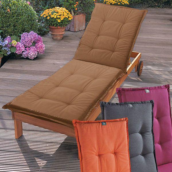 auflage f r sonnenliege von strauss innovation ansehen. Black Bedroom Furniture Sets. Home Design Ideas
