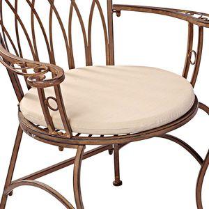 Sitzkissen-Set rund 2-tlg-