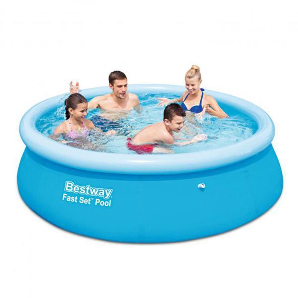 Bestway aufstellbecken quick up pool von baywa bau for Pool im angebot
