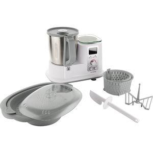 Grossag Multifunktions-Küchenmaschine mit Kochfunktion MKM 100