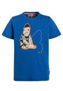 Name it NITGAMSE TShirt print nautical blue
