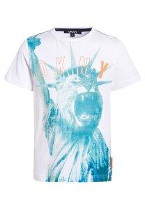 DKNY TShirt print weiß