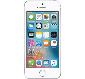 Apple iPhone SE 64 GB Silber
