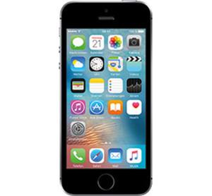 Apple iPhone SE 64 GB Space Grau
