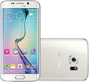 Samsung Galaxy S6 edge 32 GB weiß
