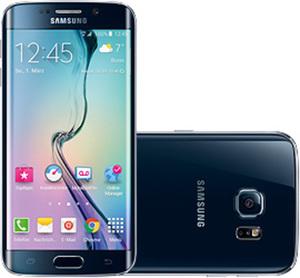 Samsung Galaxy S6 edge 32 GB schwarz