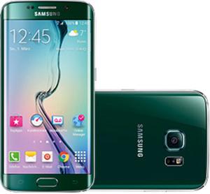 Samsung Galaxy S6 edge 32 GB grün