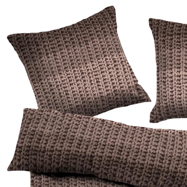 bettw sche mit strick muster von tom tailor ansehen. Black Bedroom Furniture Sets. Home Design Ideas