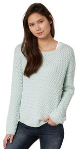 Pullover mit markanter Struktur