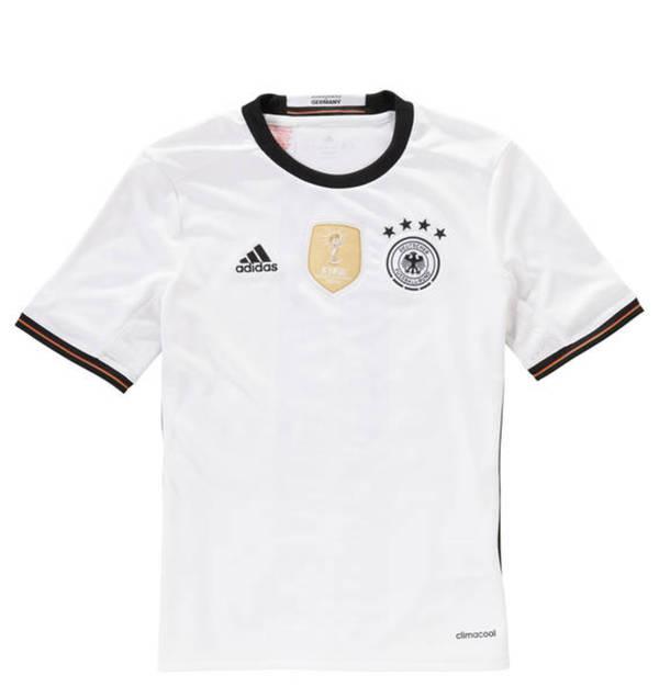 best website 4d8ba 1f0ca adidas, PERFORMANCE Deutschland Trikot Home, EM 2016, für Jungen