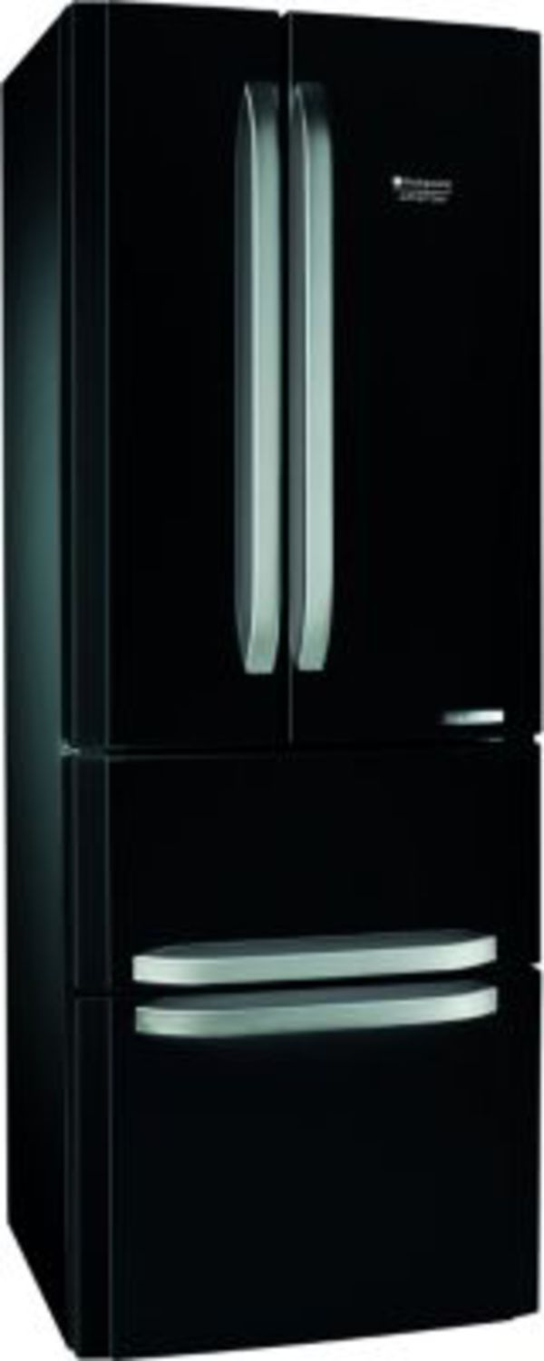 hotpoint ariston e4daaabc k hl gefrierkombination schwarz von ansehen. Black Bedroom Furniture Sets. Home Design Ideas