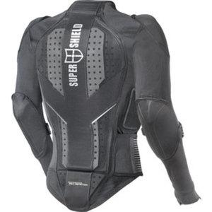 Super Shield Jacke mit Rückenprotektor