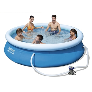 Sizzlin´ Cool - Pool Easy Set, inkl. Pumpe, Ø 305cm, rund