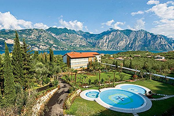 Gardasee Malcesine Hotel Majestic Palace