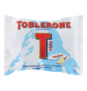 Toblerone   Minis White 200 g