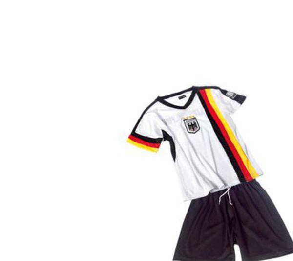 Deutschland Trikot Set Kinder