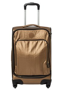 Kipling YOURI SPIN 55 Trolley tobacco metal