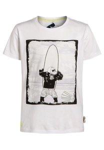 Name it NITZUN TShirt print bright white