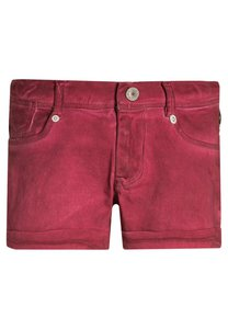 Petrol Industries HINLEY Jeans Shorts dark cherry
