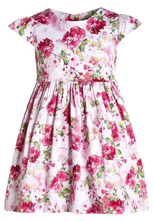 Kleid pink xxl