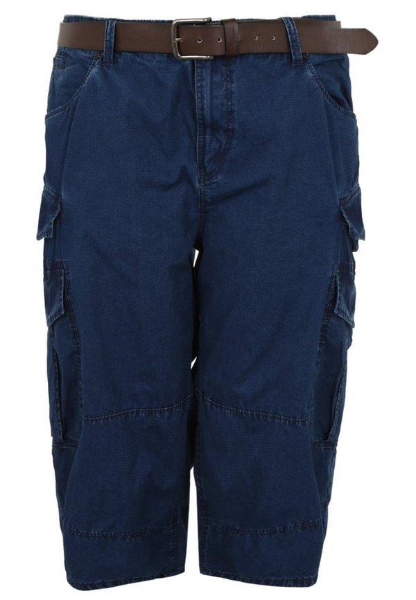 s oliver jeans shorts blue denim von zalando ansehen. Black Bedroom Furniture Sets. Home Design Ideas