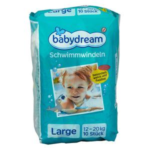 babydream              Schwimmwindeln large