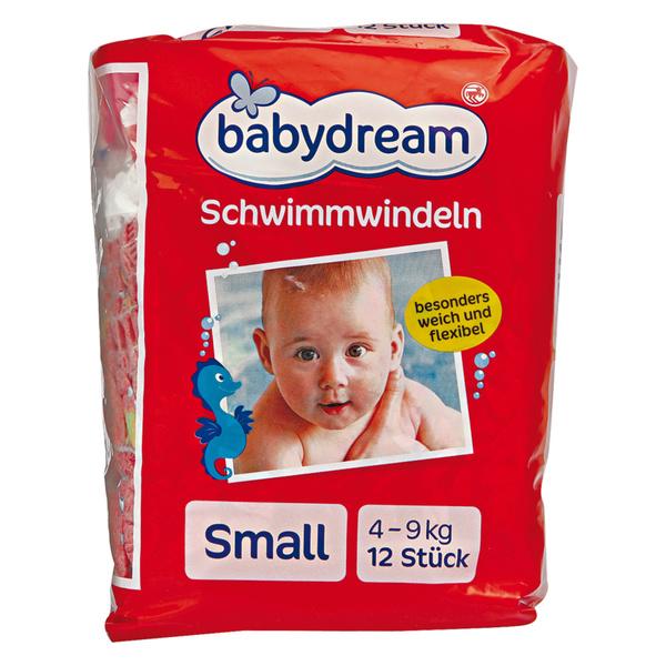 babydream              Schwimmwindeln small