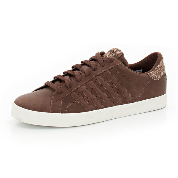 new styles d71d4 535a5 K-Swiss Herren Sneaker Belmont Low