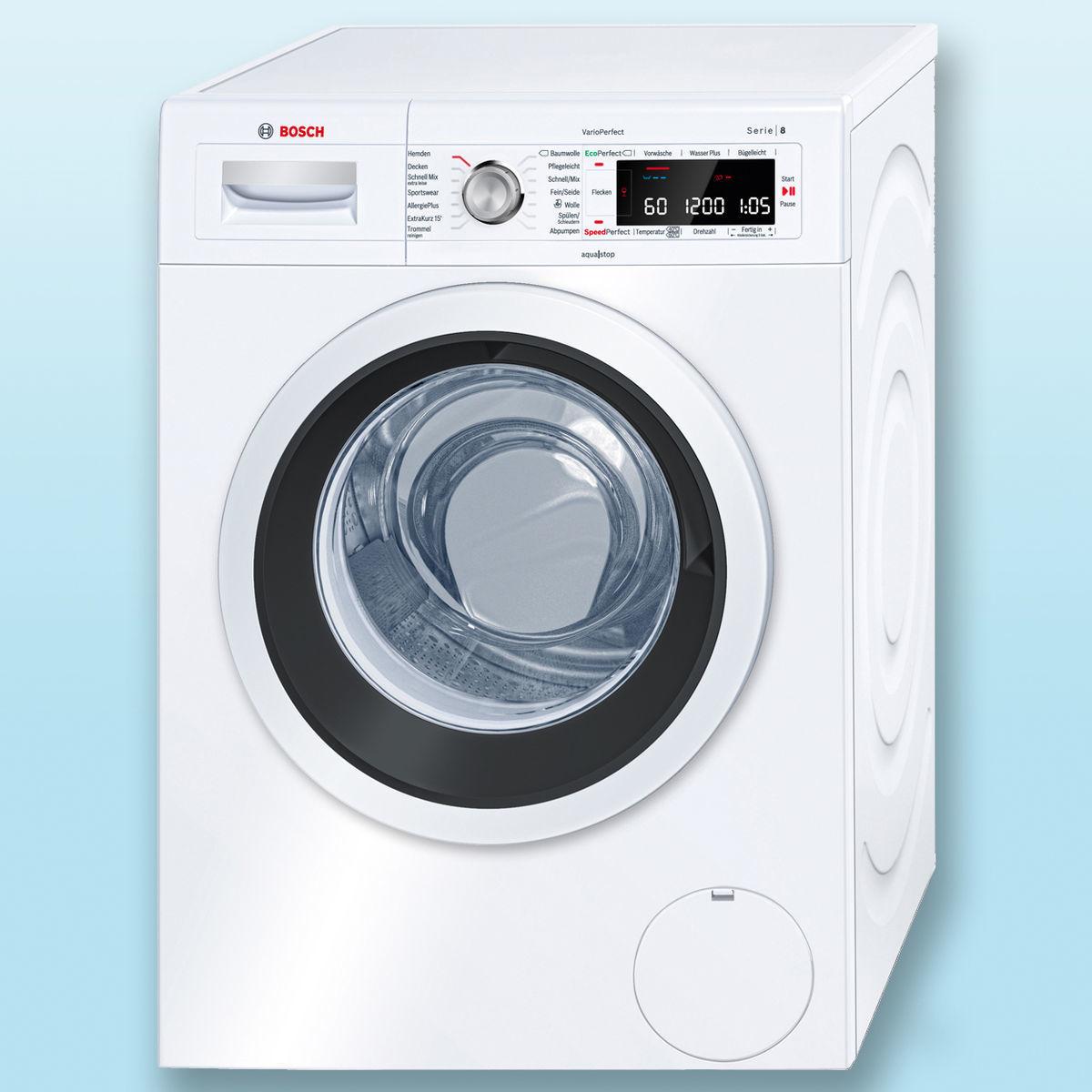 bosch waw285v1 waschmaschine a 30 von karstadt ansehen. Black Bedroom Furniture Sets. Home Design Ideas