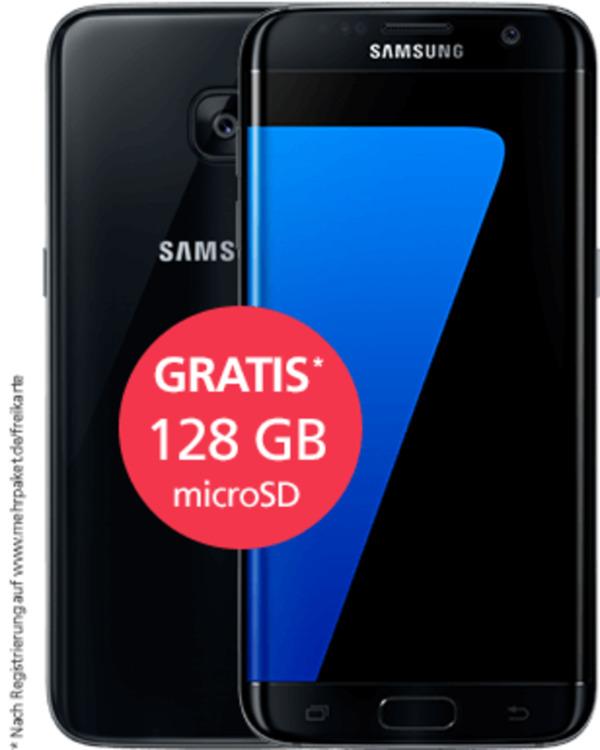 Samsung Galaxy S7 Edge Mit O2 Blue Basic Von O2 Ansehen Discountode