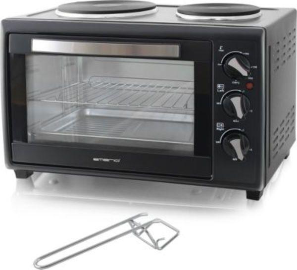 Emerio Mo 109610 Ofen Minikuche Von Ansehen Discounto De