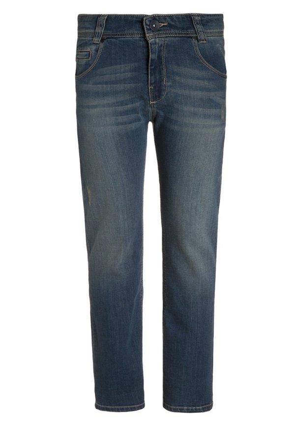 boss kidswear jeans slim fit blue denim von zalando ansehen. Black Bedroom Furniture Sets. Home Design Ideas