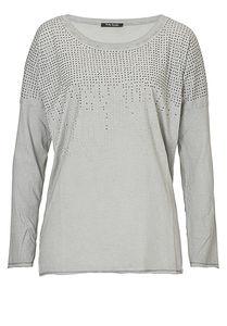 Betty Barclay - Damenshirt, Bright Grey - Weiß
