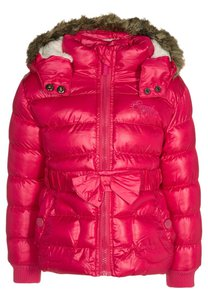 Emoi Winterjacke bright rose