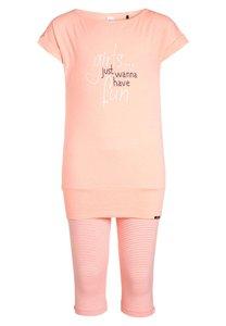 Skiny SET Pyjama flamingo
