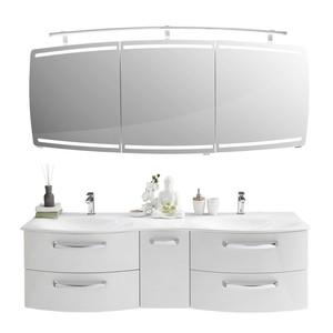 Badezimmer SADENA, Weiß