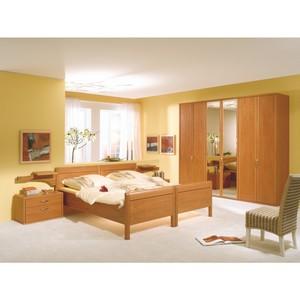 CANTUS Schlafzimmer Herz, Braun