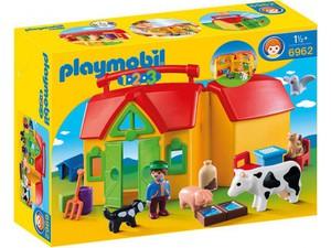PLAYMOBIL® 6962 1.2.3. Mein Mitnehm-Bauernhof