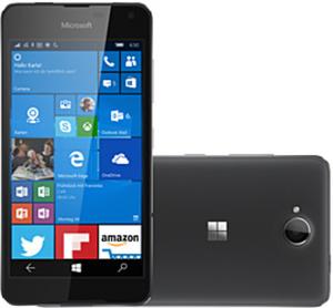 Microsoft Lumia 650 (Schwarz)