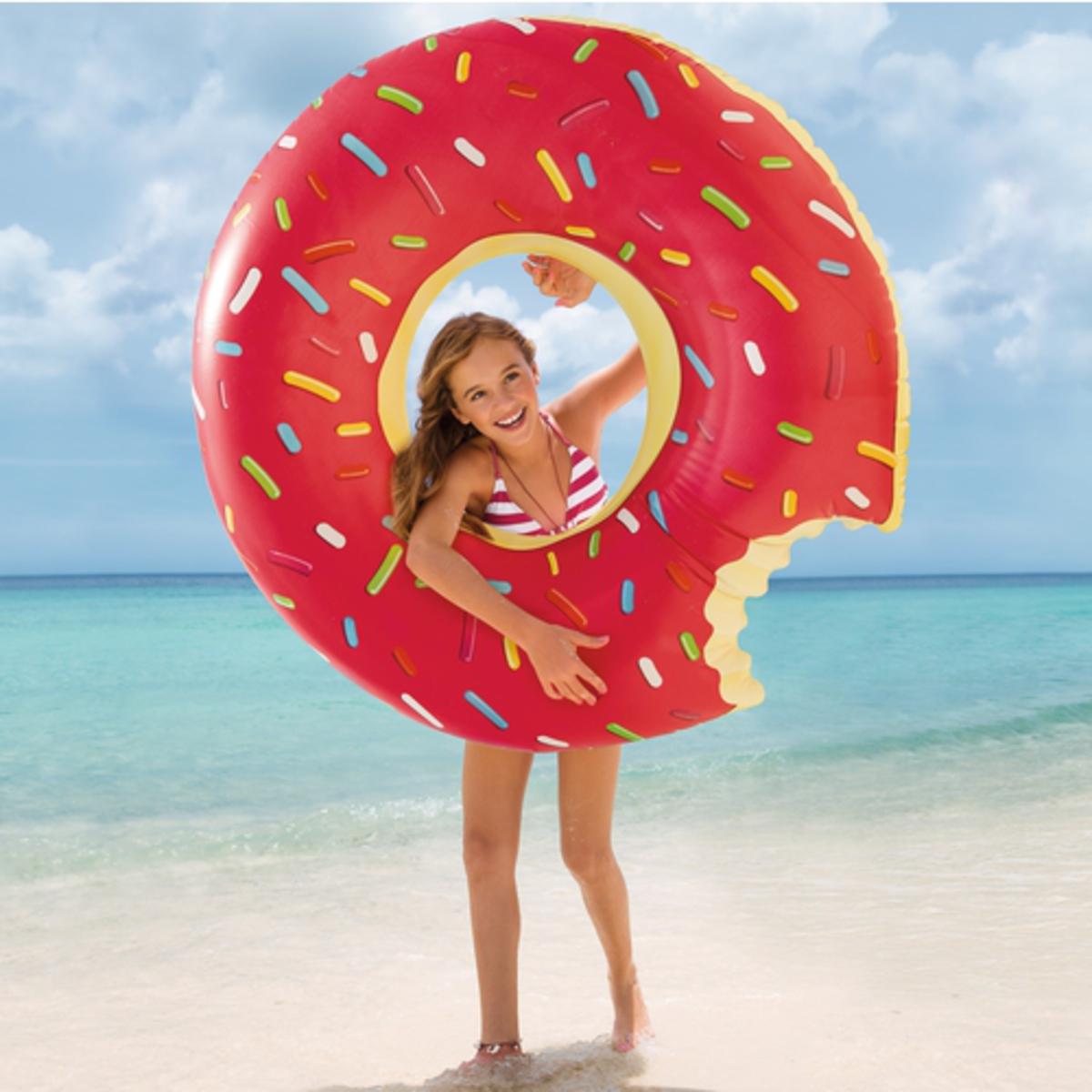 Bild 1 von Riesen-Schwimmring Donut