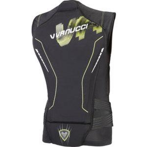 Vanucci Weste mit Rückenprotektor